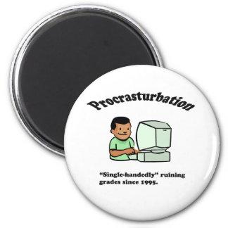 Procrasturbation! Magnet