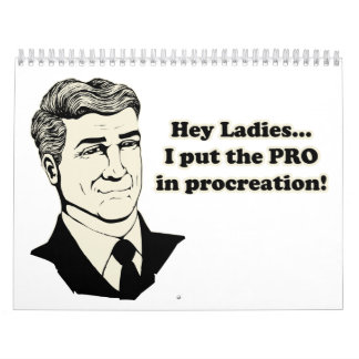 PROcreation Calendar