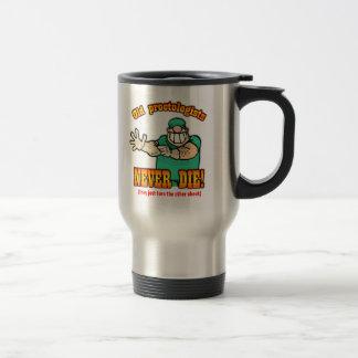 Proctologists Travel Mug