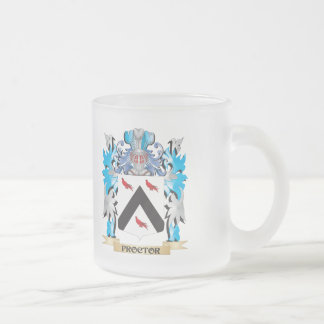 Proctor Coat of Arms - Family Crest Mug