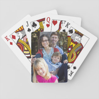 Proctor Family playing cards