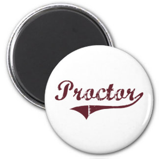 Proctor Minnesota Classic Design 2 Inch Round Magnet