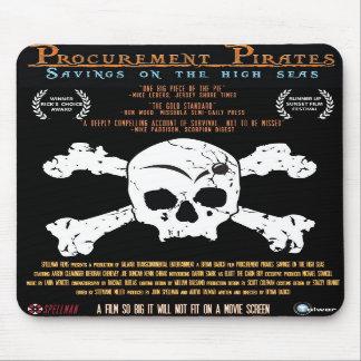 Procurement Pirates Mousepad
