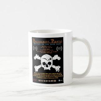 Procurement Pirates poster mug