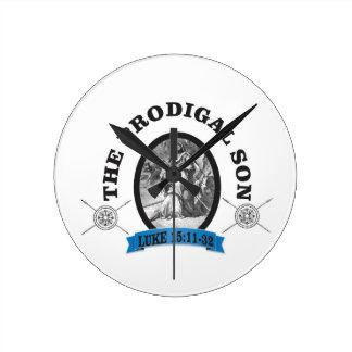 prodigal mercy round clock