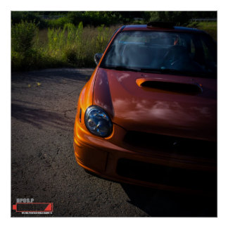 Prodrive Mid Summers Night Poster