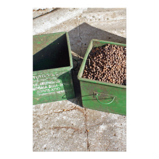 producción del café papeleria de diseño