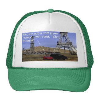 Producción energética - campo petrolífero - torre  gorra