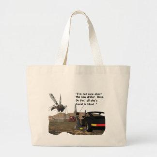 Producción energética - taladradora del mosquito bolsas de mano