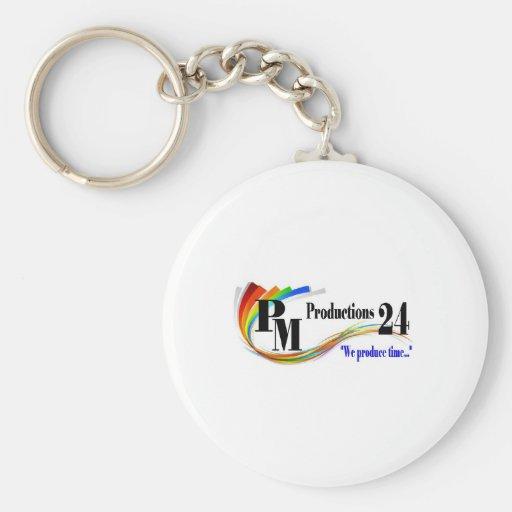 Producciones 24 del P.M. Llavero Personalizado