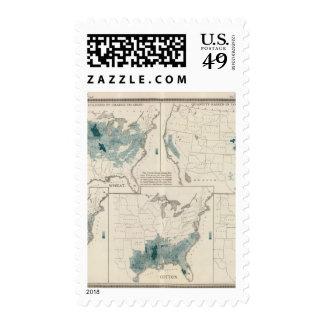 Producciones agrícolas sellos