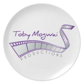 Producciones de Toby Mogwai Plato Para Fiesta