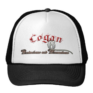 Producciones Logan-6 y engranaje de las promocione Gorro De Camionero