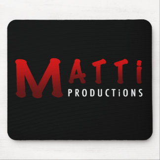 Producciones Mousepad de Matti Tapete De Ratones