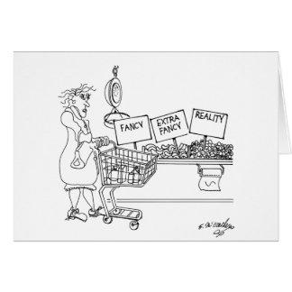 Produce Cartoon 4342 Card