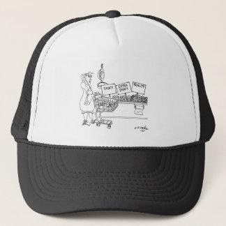 Produce Cartoon 4342 Trucker Hat