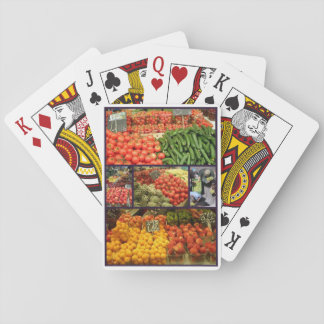 Produce Playing Cards Collage 02