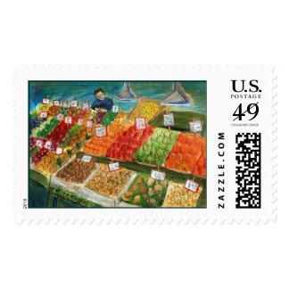 Produce Vendor Stamp