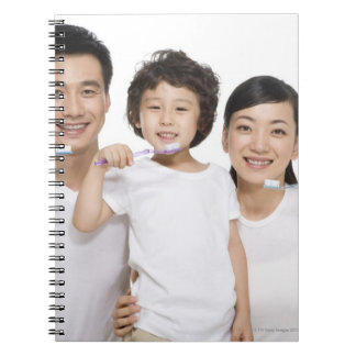 Produced by Blue Jean Images in Beijing, China Spiral Notebook
