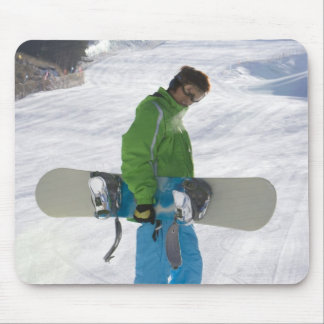 Produced in Beijing, China Mouse Pad