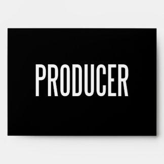 Producer A7 envelope