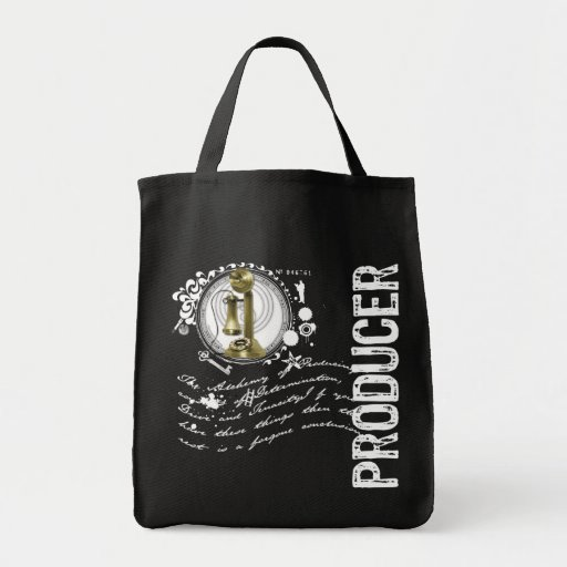 Producer Alchemy Canvas Bags