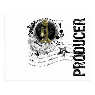 Producer Alchemy Postcard
