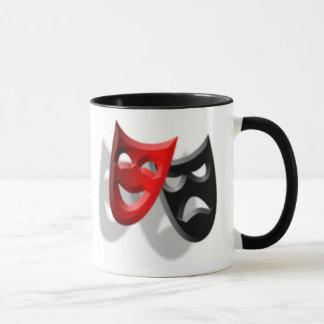 Producer and Masks Mug