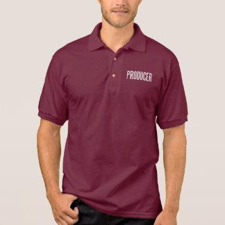 Producer gildan jersey polo (color)