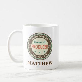 Producer Personalized Office Mug Gift