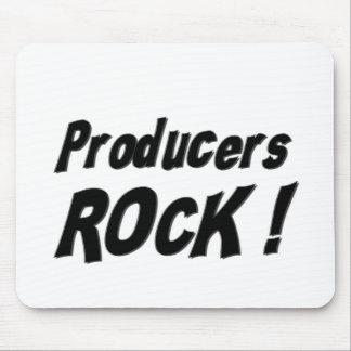 Producers Rock! Mousepad