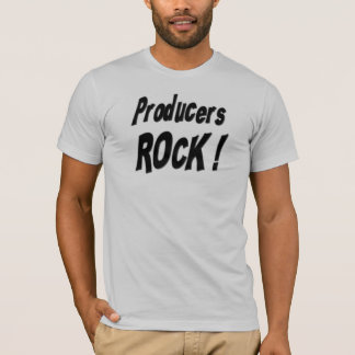 Producers Rock! T-shirt