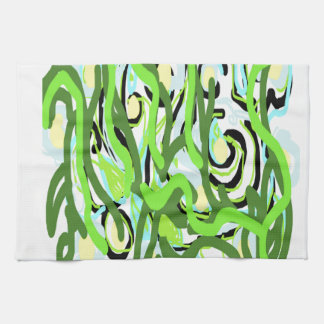 product designs by Carole Tomlinson Kitchen Towels