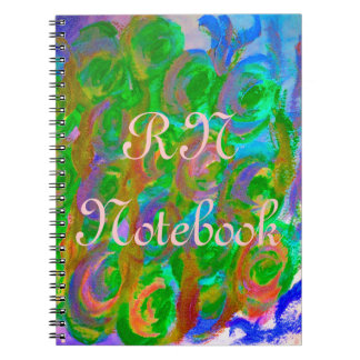 product designs by Carole Tomlinson Spiral Notebooks