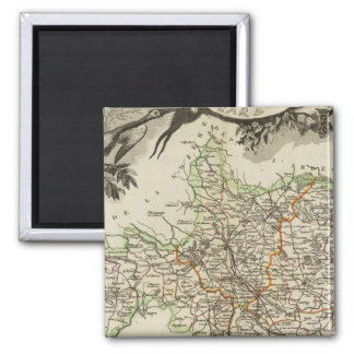 Product Landscapes 2 Inch Square Magnet