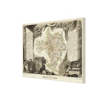 Product Landscapes Canvas Print