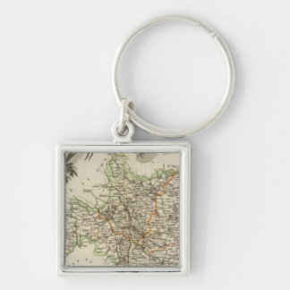 Product Landscapes Keychain
