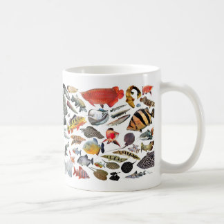Product of photograph entering of large-sized trop coffee mug