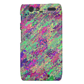 Product of the collection glare of color motorola droid RAZR case