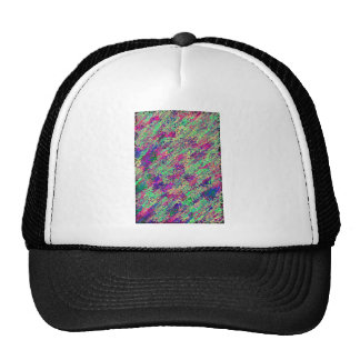 Product of the collection glare of color trucker hat