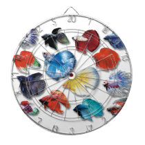 Product of the photograph entering of Betta Dart Board