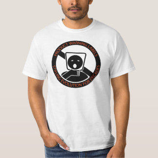 Product-warning-labels T-Shirt