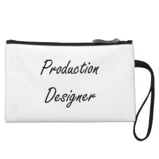 Production Designer Artistic Job Design Wristlet Clutches