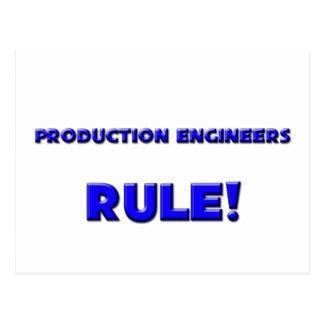 Production Engineers Rule! Postcard