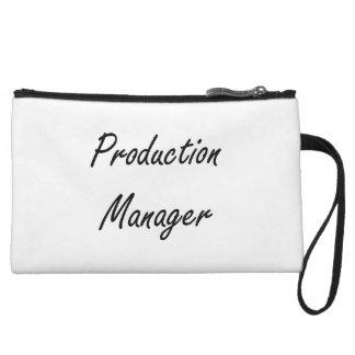 Production Manager Artistic Job Design Wristlet Clutches