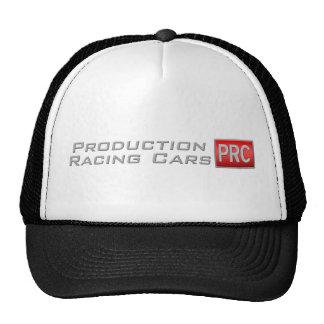Production Racing Cars Cap Trucker Hat