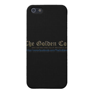 """Production Shot from """"The Golden Coin"""" iPhone 5 Covers"""