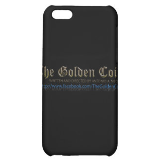 """Production Shot from """"The Golden Coin"""" iPhone 5C Covers"""