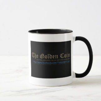 "Production Shot from ""The Golden Coin"" Mug"
