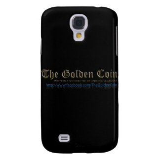 "Production Shot from ""The Golden Coin"" Samsung Galaxy S4 Cover"